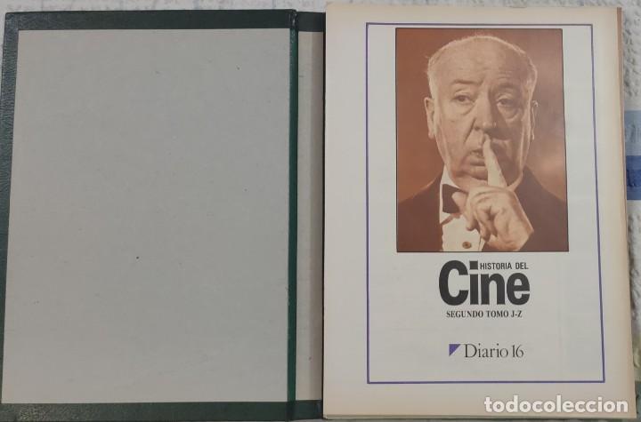 Cine: Historia del cine, las mejores peliculas, sus creadores y sus estrellas.2 tomos. D16 - Foto 4 - 209610692