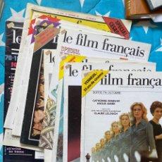 Cinema: LE FILM FRANÇAIS (REVISTA DE CINE). Lote 209745573