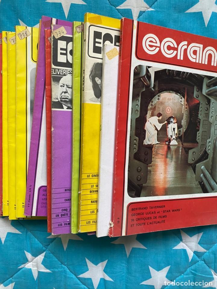 ECRAN (REVISTA DE CINE) (Cine - Revistas - Otros)