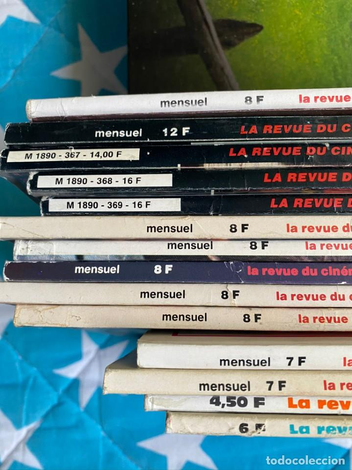 Cine: LA REVUE DU CINEMA IMAGE ET SON (REVISTA DE CINE) - Foto 3 - 209747227