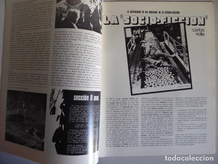 Cine: Lote 12 revistas de cine Film Guía números 1 a 15+Extra (1974-1977) - Faltan 4 (9,10,11 y 13) - Foto 3 - 209780155