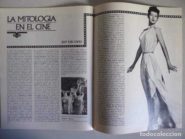 Cine: Lote 12 revistas de cine Film Guía números 1 a 15+Extra (1974-1977) - Faltan 4 (9,10,11 y 13) - Foto 6 - 209780155