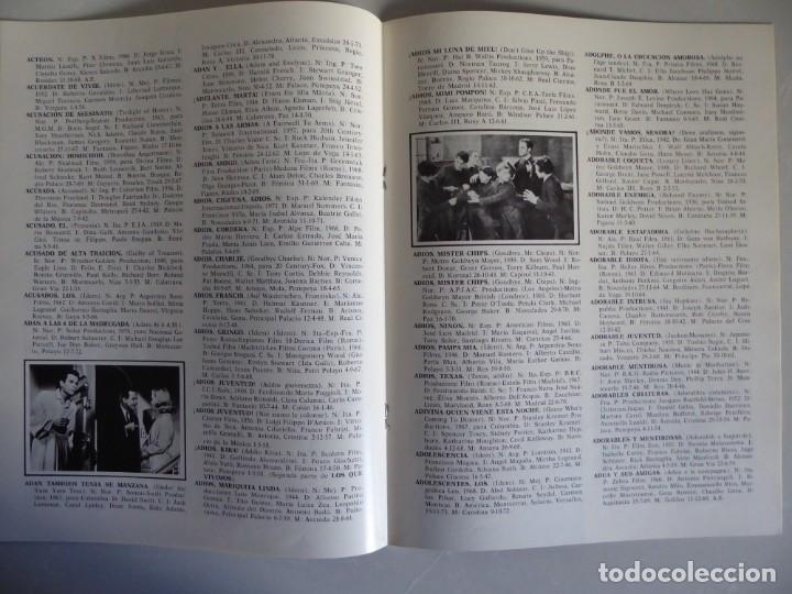 Cine: Lote 12 revistas de cine Film Guía números 1 a 15+Extra (1974-1977) - Faltan 4 (9,10,11 y 13) - Foto 11 - 209780155
