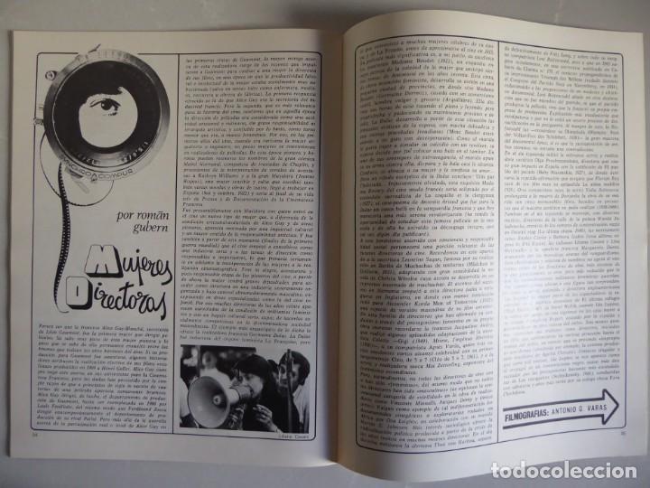 Cine: Lote 12 revistas de cine Film Guía números 1 a 15+Extra (1974-1977) - Faltan 4 (9,10,11 y 13) - Foto 17 - 209780155