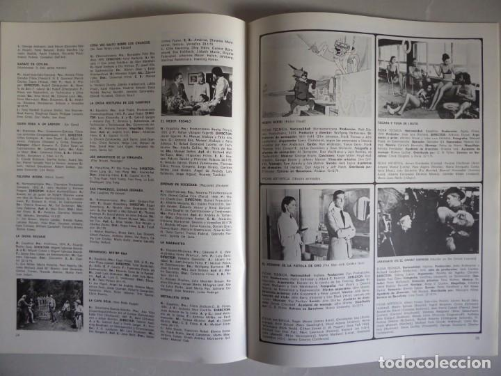 Cine: Lote 12 revistas de cine Film Guía números 1 a 15+Extra (1974-1977) - Faltan 4 (9,10,11 y 13) - Foto 23 - 209780155