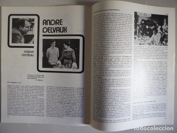 Cine: Lote 12 revistas de cine Film Guía números 1 a 15+Extra (1974-1977) - Faltan 4 (9,10,11 y 13) - Foto 24 - 209780155