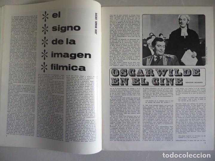 Cine: Lote 12 revistas de cine Film Guía números 1 a 15+Extra (1974-1977) - Faltan 4 (9,10,11 y 13) - Foto 27 - 209780155