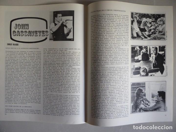 Cine: Lote 12 revistas de cine Film Guía números 1 a 15+Extra (1974-1977) - Faltan 4 (9,10,11 y 13) - Foto 28 - 209780155