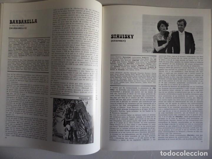 Cine: Lote 12 revistas de cine Film Guía números 1 a 15+Extra (1974-1977) - Faltan 4 (9,10,11 y 13) - Foto 30 - 209780155