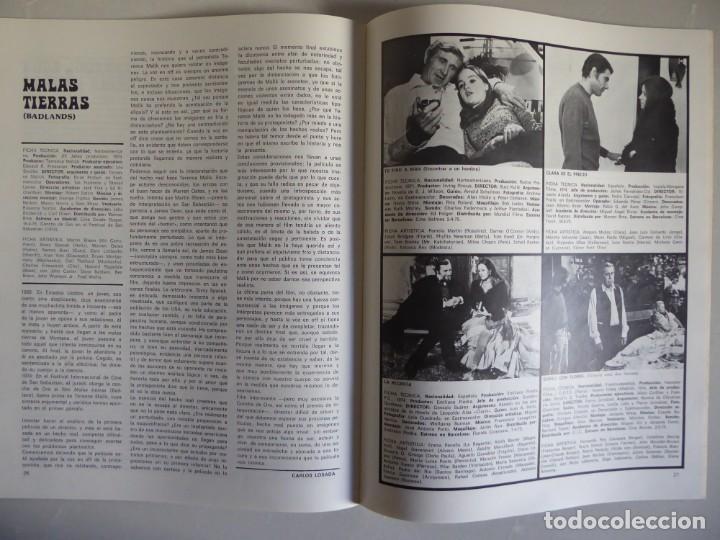 Cine: Lote 12 revistas de cine Film Guía números 1 a 15+Extra (1974-1977) - Faltan 4 (9,10,11 y 13) - Foto 31 - 209780155