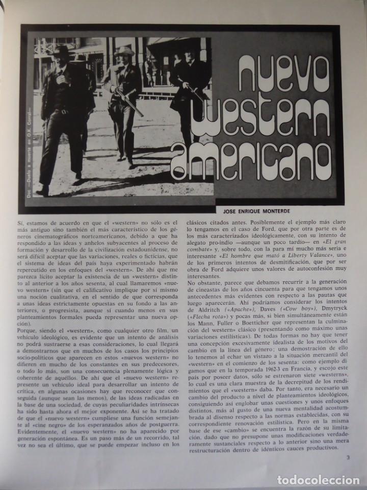 Cine: Lote 12 revistas de cine Film Guía números 1 a 15+Extra (1974-1977) - Faltan 4 (9,10,11 y 13) - Foto 33 - 209780155