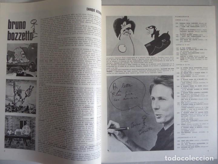 Cine: Lote 12 revistas de cine Film Guía números 1 a 15+Extra (1974-1977) - Faltan 4 (9,10,11 y 13) - Foto 34 - 209780155