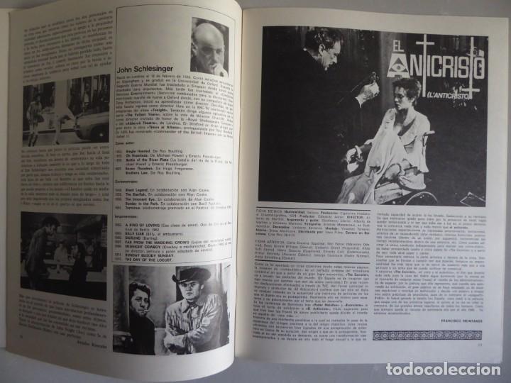 Cine: Lote 12 revistas de cine Film Guía números 1 a 15+Extra (1974-1977) - Faltan 4 (9,10,11 y 13) - Foto 35 - 209780155