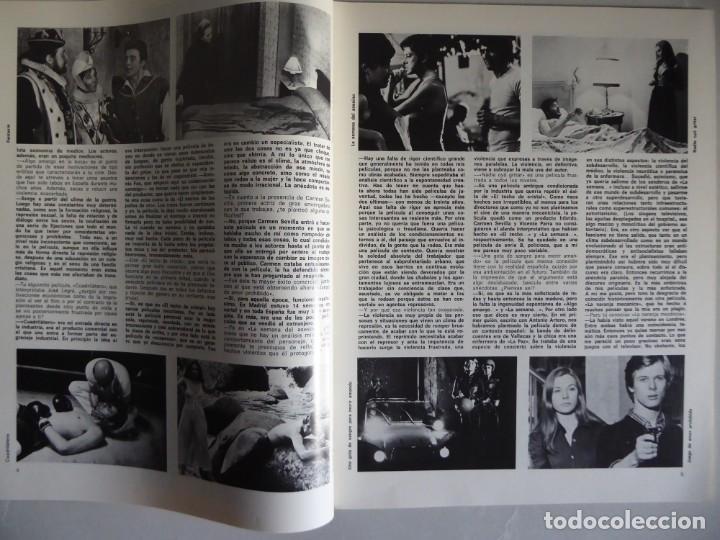 Cine: Lote 12 revistas de cine Film Guía números 1 a 15+Extra (1974-1977) - Faltan 4 (9,10,11 y 13) - Foto 38 - 209780155