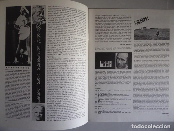 Cine: Lote 12 revistas de cine Film Guía números 1 a 15+Extra (1974-1977) - Faltan 4 (9,10,11 y 13) - Foto 39 - 209780155