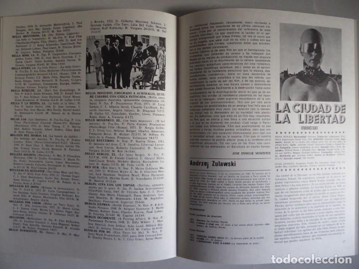 Cine: Lote 12 revistas de cine Film Guía números 1 a 15+Extra (1974-1977) - Faltan 4 (9,10,11 y 13) - Foto 40 - 209780155