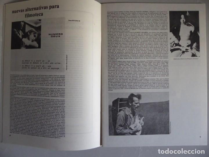 Cine: Lote 12 revistas de cine Film Guía números 1 a 15+Extra (1974-1977) - Faltan 4 (9,10,11 y 13) - Foto 42 - 209780155