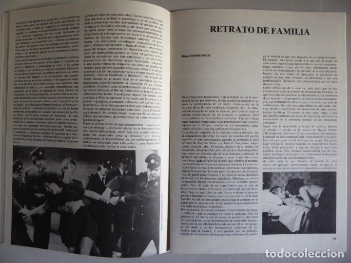 Cine: Lote 12 revistas de cine Film Guía números 1 a 15+Extra (1974-1977) - Faltan 4 (9,10,11 y 13) - Foto 43 - 209780155