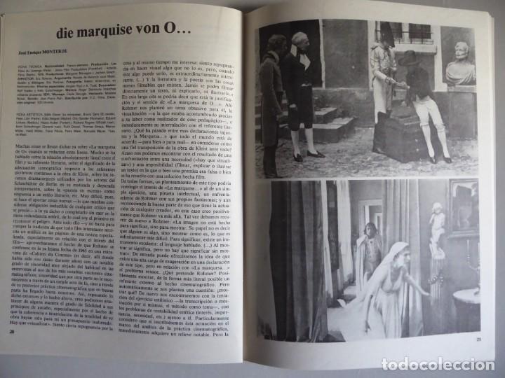 Cine: Lote 12 revistas de cine Film Guía números 1 a 15+Extra (1974-1977) - Faltan 4 (9,10,11 y 13) - Foto 44 - 209780155
