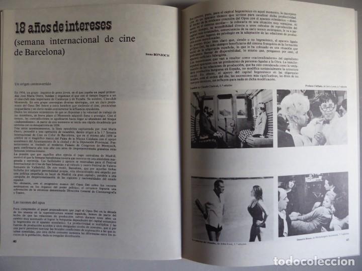 Cine: Lote 12 revistas de cine Film Guía números 1 a 15+Extra (1974-1977) - Faltan 4 (9,10,11 y 13) - Foto 45 - 209780155