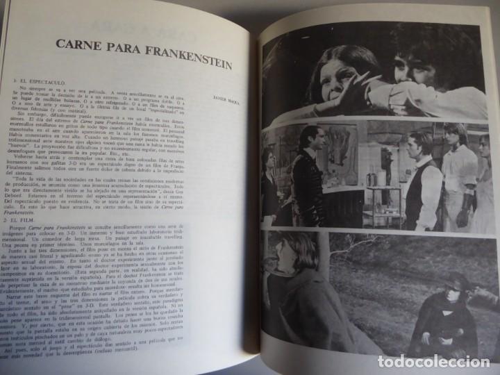 Cine: Lote 12 revistas de cine Film Guía números 1 a 15+Extra (1974-1977) - Faltan 4 (9,10,11 y 13) - Foto 49 - 209780155