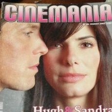 Cine: CINEMANIA Nº 90. Lote 209804795
