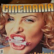 Cine: CINEMANIA Nº 91. Lote 209804805