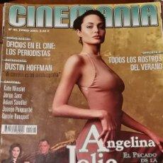 Cine: CINEMANIA Nº 93. Lote 209804898