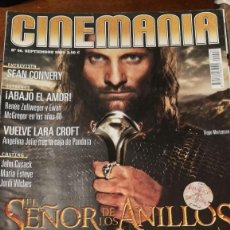 Cine: CINEMANIA Nº 96. Lote 209804953