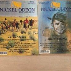 Cine: WESTERN, NICKEL ODEON (1996), REVISTA CINE. Lote 209826085