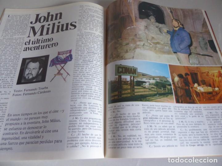 Cine: Papeles de cine Casablanca 4 (1981) Entrevistas Berlanga, Billy Wilder, Carlos Saura, John Millius - Foto 5 - 209850747