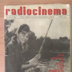 Cine: RADIOCINEMA Nº 551. Lote 209938607