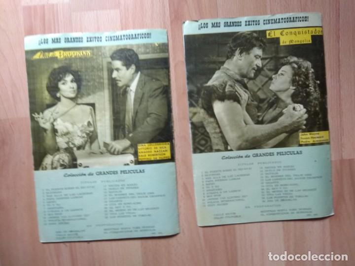 Cine: dos numeros DE LA COLECCION GRANDES PELICULAS - Foto 6 - 209940776