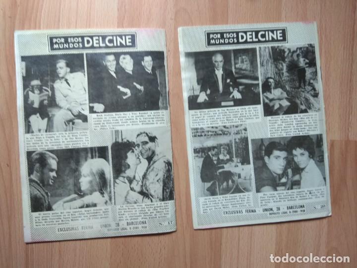 Cine: dos numeros DE LA COLECCION CINECOLOR - Foto 6 - 209941665