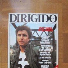 Cine: REVISTA DIRIGIDO POR... Nº136 MAYO 1986. Lote 210056141
