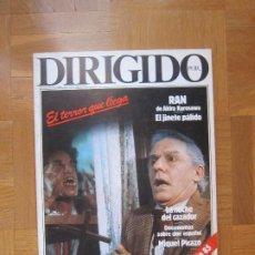Cine: REVISTA DIRIGIDO POR... Nº130 NOVIEMBRE DE 1985. Lote 210056393