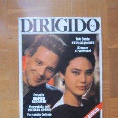 Cine: REVISTA DIRIGIDO POR... Nº132 ENERO DE 1986. Lote 210056490