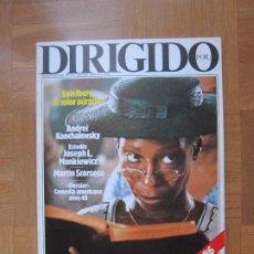 Cine: REVISTA DIRIGIDO POR... Nº137 JULIO DE 1986. Lote 210057148
