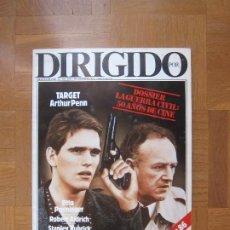Cine: REVISTA DIRIGIDO POR... Nº138 JULIO-AGOSTO DE 1986. Lote 210057198