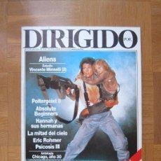 Cine: REVISTA DIRIGIDO POR... Nº140 OCTUBRE DE 1986. Lote 210057241