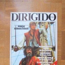 Cine: REVISTA DIRIGIDO POR... Nº142 DICIEMBRE DE 1986. Lote 210057311