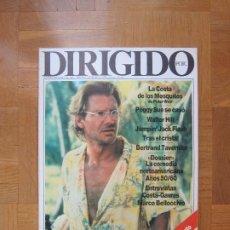Cine: REVISTA DIRIGIDO POR... Nº144 FEBRERO DE 1987. Lote 210057361