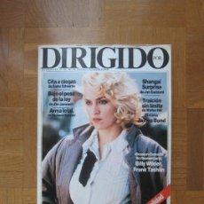 Cine: REVISTA DIRIGIDO POR... Nº149 JULIO-AGOSTO 1987. Lote 210057665