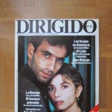 Cine: REVISTA DIRIGIDO POR... Nº151 OCTUBRE 1987. Lote 210062108
