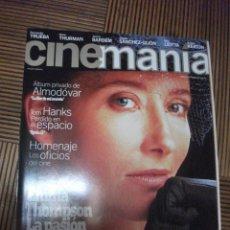 Cine: CINEMANÍA Nº 1. Lote 210281795