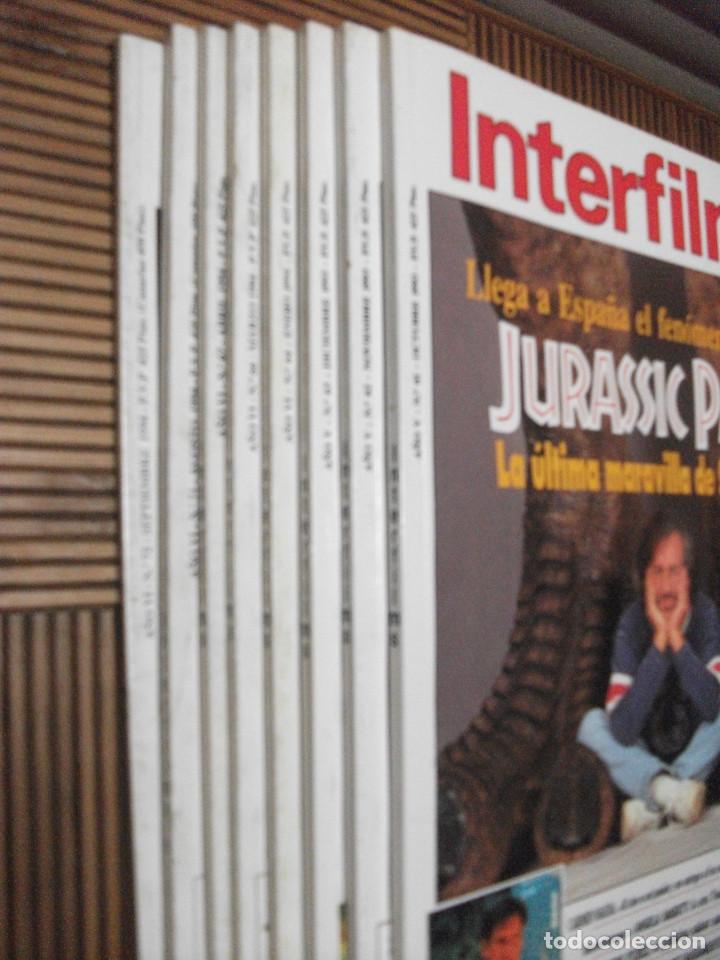 Cine: INTERFILMS Nº 61-62-63-64-66-67-71 Y 72 - Foto 2 - 210283565