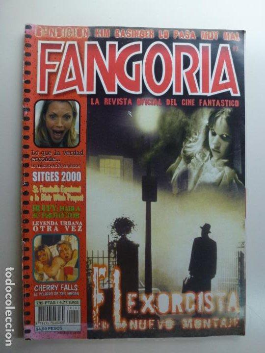 FANGORIA Nº 3. EL EXORCISTA. (Cine - Revistas - Fangoria)