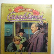 Cine: PAPELES DE CINE CASABLANCA. Nº 15. MARZO 1982.. Lote 210338738