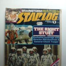 Cine: STARLOG. Nº 77. ESTÁ EN INGLÉS.. Lote 210340360