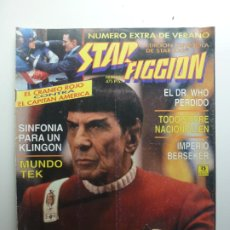 Cine: STAR FICCION. Nº 16. EXTRA DE VERANO.. Lote 210340526